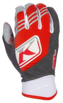 $ CDN39.95 • Buy Klim XC Offroad Gloves (Pair) Red Adult All Sizes
