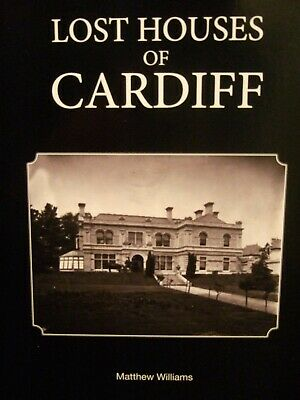 Lost Houses Of Cardiff • 13.99£