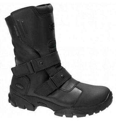 $ CDN153.87 • Buy Mens Harley Davidson Hartnell Vibram Waterproof Riding Biker Boots Sizes 6 To 12