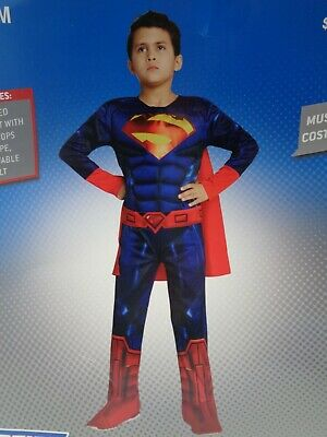 $24.99 • Buy Justice League Dc Superman Childs Costume, New