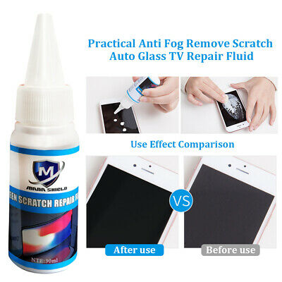 30ml Cell Phone Repair Fluid Glass Polish Scratch Remover For Screens Watches UK • 8.18£