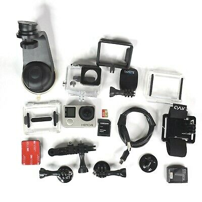 AU229 • Buy GoPro HERO4  - 32GB SD Card  And Accessories