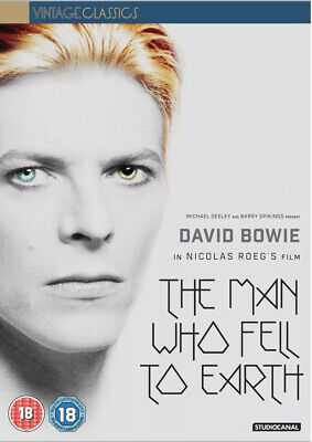 The Man Who Fell To Earth - Dvd - New B • 9£