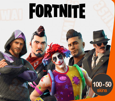 $ CDN25 • Buy Fortnite Account | 50-100 PVP SKINS | CASHBACK | GUARANTEE | Fast SHIPPING