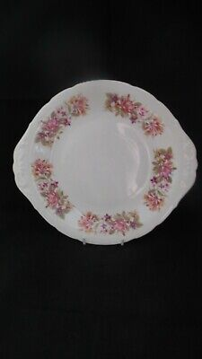 £5 • Buy Colclough Wayside Eared Cake Plate