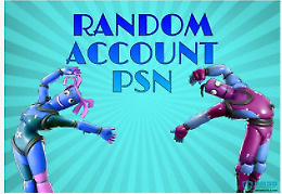 $ CDN6.25 • Buy Fortnite Random Account | PSN LINKABLE | GUARANTEE | Fast SHIPPING