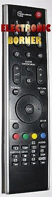 New Replacement Remote Control Fits All Toshiba Regza LED LCD TV Television • 12.31£