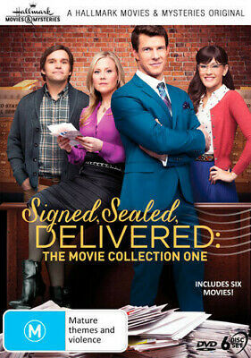 AU58.85 • Buy Signed, Sealed, Delivered: The Movie Collection One [New DVD] Australia - Impo