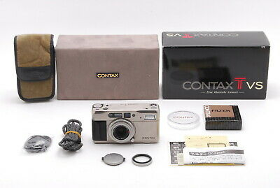 $ CDN531.58 • Buy [EXCELLENT+++++ IN BOX] CONTAX TVS 35mm Point & Shoot Film Camera From JAPAN