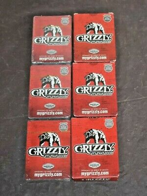 $ CDN8.80 • Buy Lot Of 3 Grizzly Snuff Chew Playing Cards American Snuff Co. Advertising Sealed