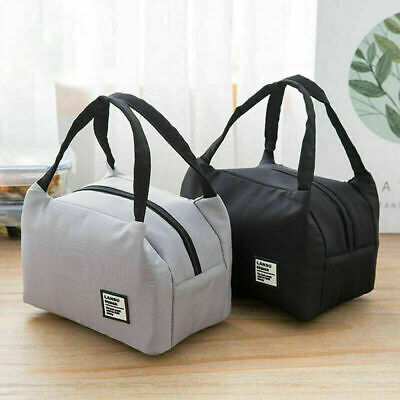 AU9.99 • Buy Portable Storage Carry Bag Lunch Box Thermal Cooler Case Picnic Insulated Tote