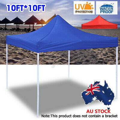 AU30.99 • Buy 3x3m Gazebo Top Cover Canopy Replacement Roof Sun Waterproof Garden Patio