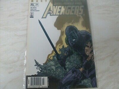 Marvel Comics, Avengers, Earths Mightiest Heroes  Issue 54 • 3£