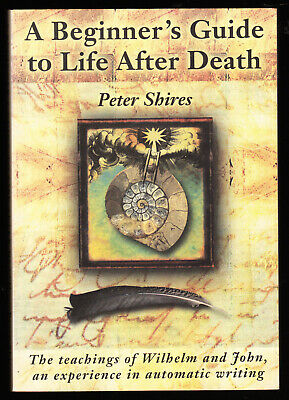 A Beginner's Guide To Life After Death (pb) - Peter Shires - Automatic Writing • 32.50£