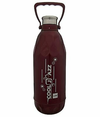 AU67.89 • Buy Cello Cool Jazz Insulated Water Bottle,1.5 Litre,Maroon & Shipping Free