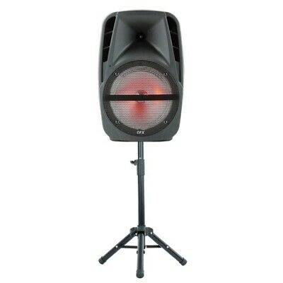 $ CDN243.71 • Buy QFX(R) PBX-61161 15-Inch Portable Party Sound System With Wireless Microphone A