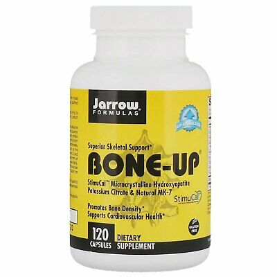 £8.43 • Buy Jarrow Formulas, Bone-Up, 120 Capsules