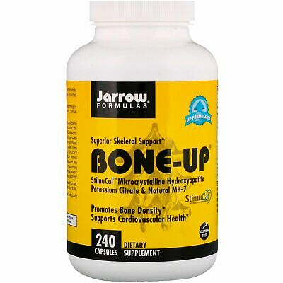 £15.41 • Buy Jarrow Formulas, Bone-Up, 240 Capsules