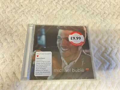 £2.49 • Buy Michael Buble Love Cd New Sealed 2018