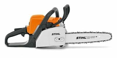 "STIHL Chainsaw MS 180 + 14"" Bar & Chain Cutting Tool • 229.99£"