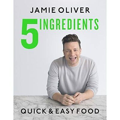 AU40.75 • Buy 5 Ingredients: Quick & Easy Food - Hardback NEW Oliver, Jamie 08/01/2019