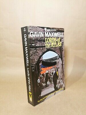 £4.99 • Buy Lords Of The Atlas The Rise And Fall Of The House... By Gavin  Maxwell Paperback