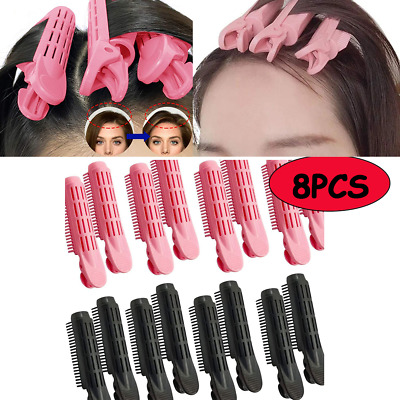 8X Instant Hair Volumizing Clip Hair Root Curler Roller Wave Fluffy Clip Set UK  • 7.99£