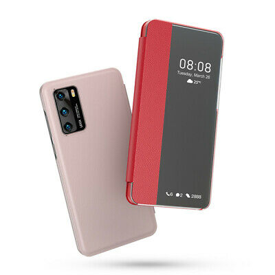 Shockproof Flip Case For Huawei P40 P30 P20 Lite 5G Mate 20 30 40 Pro Back Cover • 4.65£