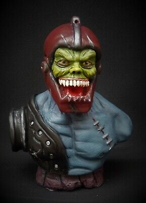 $79 • Buy  Masters Of The Universe Bust Handmade. Trap Jaw Fan Art Classic Style 1983