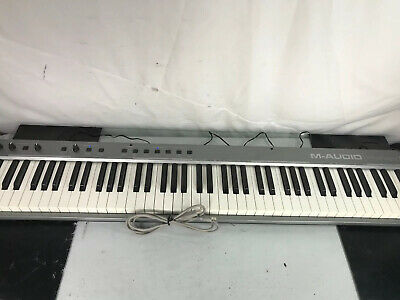 $450 • Buy M-Audio ProKeys SONO 88 Key Keyboard With 7 Voice Select With USB Cable
