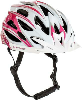 Sport Direct  Team Comp 24 Vent Bicycle Helmet Womens Pink 55-58cm • 28.16£