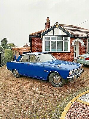Rover P6 3500 V8 Auto 1970 - Low Milage  - Fully Restored- Lovely Car Dives Well • 9,500£