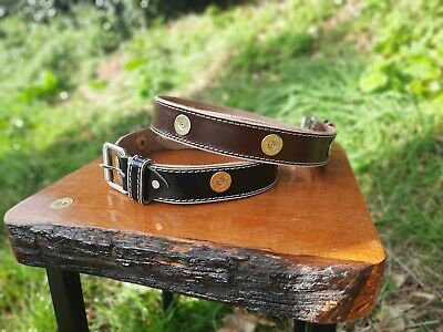 £40 • Buy Leather Cartridge Belt, Perfect Gift, Shooting Accessory