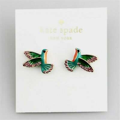 $ CDN22.55 • Buy Kate Spade New York Scenic Route Hummingbird Stud Earrings