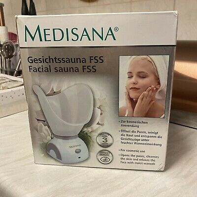 Facial Sauna Brand New  • 18£
