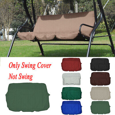 Swing Chair Cover For Hanging Hammock Stand Seat Patio Garden Outdoor Sunshade • 12.34£