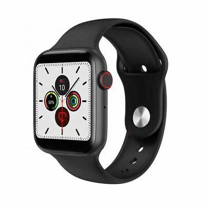 $ CDN52.49 • Buy 2021 Smartwatch Answer/Make Call IPhone Android Pedometer ECG Wrist Watch