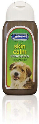 £5.71 • Buy Johnsons Skin Calm Dog Shampoo 200ml For Dry And Itchy Skin