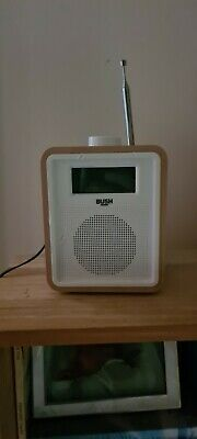 Bush Alarm Clock Radio • 20£