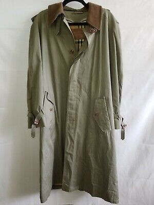 Mighty Mac Vintage Gray Trench Coat • 13.77£