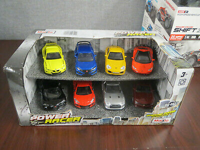 $ CDN31.64 • Buy ~nob~ Maisto Die Cast Power Racer City Collection 8 Pack Toy Cars