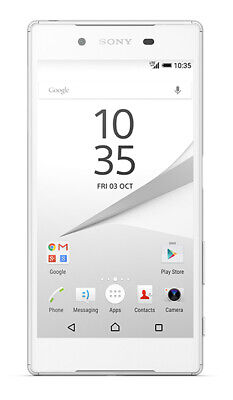 $ CDN201.32 • Buy Sony Xperia Z5 E6653 - White - Like New