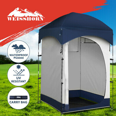AU53.90 • Buy Weisshorn Shower Tent Portable Camping Change Room Toilet