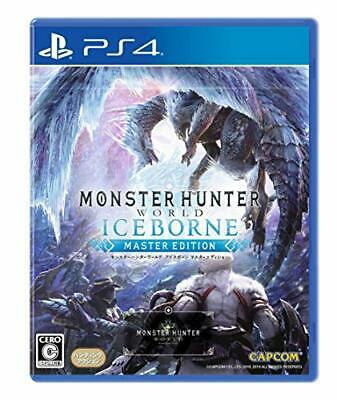 AU170.91 • Buy Monster Hunter World Ice Bone Master Edition - Ps4