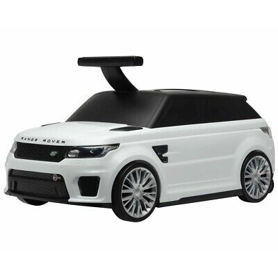 £59.99 • Buy Range Rover Sport SVR Car Kids Luggage Suitcase Trolley, Ride-on Handle Toy Car