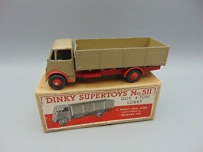 £79.99 • Buy DINKY SUPER TOYS 511 4 TON LORRY (Boxed)