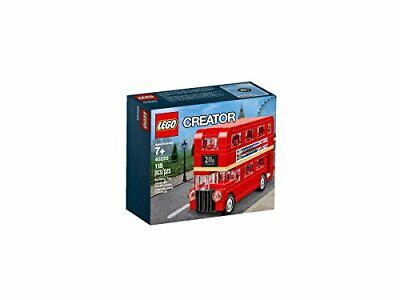 $ CDN74.47 • Buy LEGO 40220 Creator Double Decker London Bus