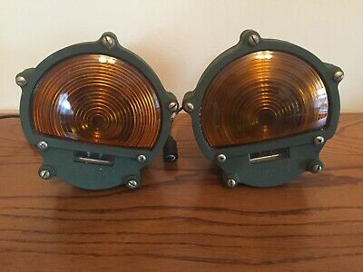 $100 • Buy NOS 1990 Tactical Front Signal Light ASSY M35, M715 Military Vehicles 11614156