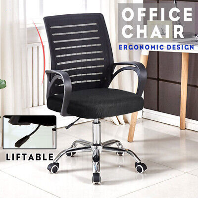 AU58.89 • Buy Computer Chair Executive Ergonomic Mesh Office Chair High Back Gaming Sea