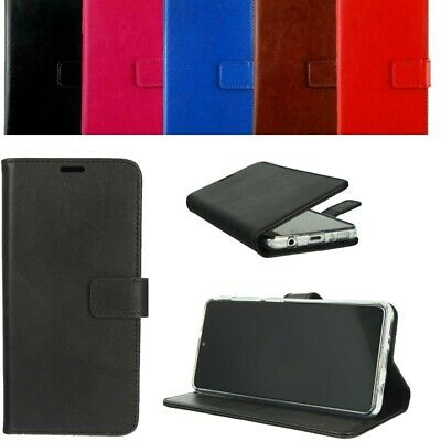 £5 • Buy Slim Premium Leather Mobile Phone Wallet Book Case Cover For All Nokia Phones